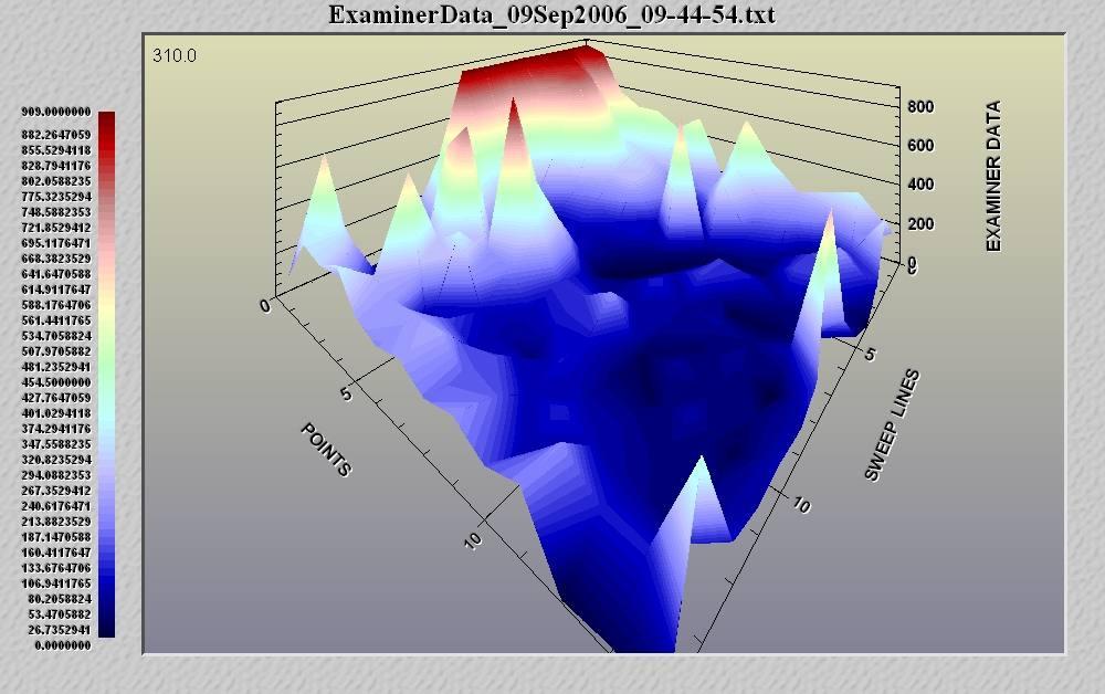 天狼星ex地下金属探测器/成像地下金银探测器/可